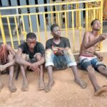 Suspected Cultists On Revenge Mission Arrested By The Police