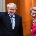 Johnson and von der Leyen to speak after Brexit talks stall once again
