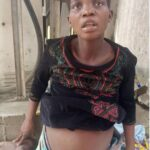 Update: 20-year-old Woman Who Was Impregnated And Abandoned By A Man In Rivers Has Now Been Admitted In A Hospital