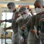 Coronavirus: fewer than 2,500 patients in hospital