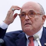 Trump says his lawyer Rudy Giuliani has tested positive for coronavirus