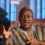 Ghanaian Elections: Former President John Mahama In The Lead