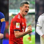 BREAKING: Lewandowski Beats Messi, Ronaldo To Win 2020 Best FIFA Men's Player Award