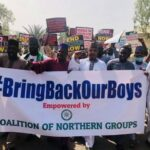 BREAKING: Northern Groups Begin Protest In Katsina Over Schoolboys' Abduction