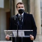 France's Macron no longer showing Covid-19 symptoms, says Élysée Palace