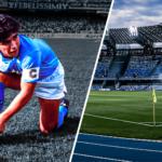 Napoli stadium renamed after Maradona in honour of its footballing legend