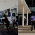 BREAKING: Physically Challenged Persons Protest Neglect, Invade National Assembly Complex