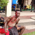 Notorious Criminal 'Sly' And His Gang Member Arrested In Calabar (photos)