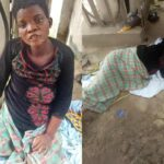 Young Woman Reportedly Impregnated And Abandoned In Rivers Found Lying Along The Road In Critical Condition (photos)