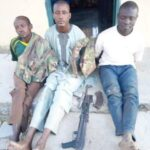 Joint Police, Army, DSS Team Arrest Suspected Kidnappers With Military Uniforms In Plateau State