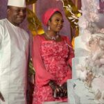 Check Out Photos From The Wedding Of Ex-Speaker, Dimeji Bankole To Kebbi State Governor's Daughter