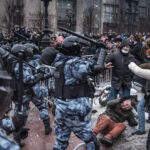 Russian police violence under review after mass arrests at Navalny protests
