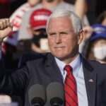 US judge throws out lawsuit against Pence seeking to overturn election result