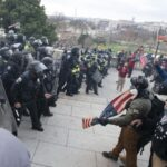 The manhunt for US Capitol rioters moves online