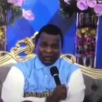 """Heaven Is Ashamed Of You"" – Clergyman Ridicules Those Who Wear Facemask To Church Due To COVID-19"