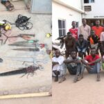 Police burst 23-man gang terrorising Bauchi metropolis