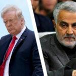 Iraq issues arrest warrant for Trump over killing of Iran general