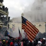 In pictures: Shocking scenes of Trump supporters storming US Capitol (photos)