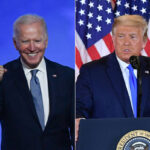 Biden, Trump descend on Georgia for Senate runoff rallies