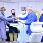 FG Signs $1.959 Billion MOU For Construction Of Kano-Niger Republic Rail Project (PHOTOS)