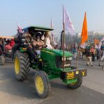 With flags on India's Red Fort, farmers challenge Modi and protest movement unity