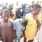 Police Arrest Four Suspected Rapists For Defiling 5 Boys Aged 6 To10 In Katsina (photos)
