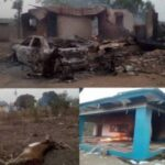 PHOTOS: Yoruba Youths Have Driven Me, My Wife, Children Out Of Our Home, Burnt Our House, 11 Cars — Oyo Seriki Fulani