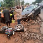 One dead, others injured in Osun road crash (photos)