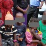 Kano State Govt Rescue Seven Children Abducted From The State And Trafficked To Anambra