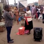 """Ashewo pastor"" – Woman confronts preacher in Lagos [Video]"