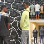 EFCC Arrest Three Dubai-based Suspected Internet Fraudsters And 14 Others In Lagos (Photos)