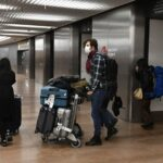Rising Covid-19 cases in Brussels 'very likely' due to returning travellers