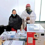 Nigerian Man And His Indian Wife Arrested for Duping Woman N19m After Promising Her Marriage