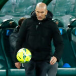 BREAKING: Real Madrid Coach Zidane Tests Positive For COVID-19