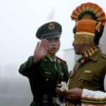 Indian and Chinese troops in new border brawl