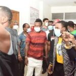 Students Storm Ministry of Foreign Affairs, Protest Illegal Detention Of Nigerians In Bangladesh