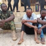 Nigerian Soldier And Police Constable Arrested for Armed Robbery In Ondo