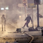 Rioters in Tunisia clash with security forces for third night (photos)