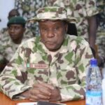 Defence minister to Nigerians: don't be cowards, confront bandits