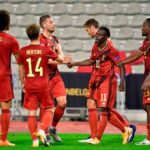 Belgium remains in first place on FIFA world ranking