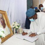 Sanwo-Olu gets Jakande's notes