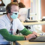 Face masks now also recommended in the office