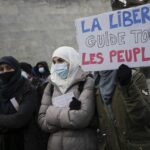 Protesters slam French 'anti-Muslim' draft law ahead of parliamentary vote