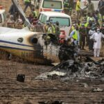 PHOTOS: Seven Passengers Died In Abuja Crash — Air Force Reveals