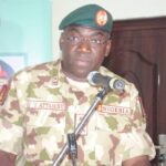 Chief of Army Staff Storm Maiduguri After Fresh Boko Haram Attack In Borno