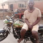 Fake soldier gets six-week jail term