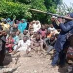 VIDEO: Bandits Release Picture, Video Of 21 Abducted Passengers In Niger State