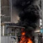 Angry Residents Set Imo Hotel Ablaze As Commercial S3x Worker Kills Customer