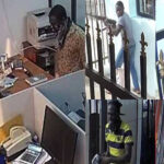 Dismissed Cop Supplied Five AK-47 Rifles For Offa Bank Robbery – Suspect