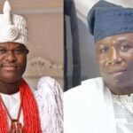 Sunday Igboho: Ooni disappointed Yorubaland during meeting with Buhari